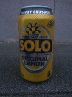 Solo Original Lemon - Product - en