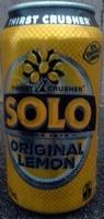 Solo Original Lemon - Product