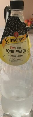 Diet indian tonic water - Product