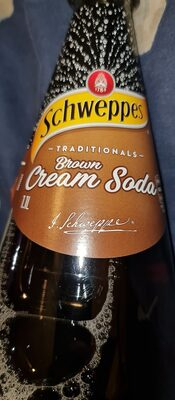 cream soda - Ingredients - en
