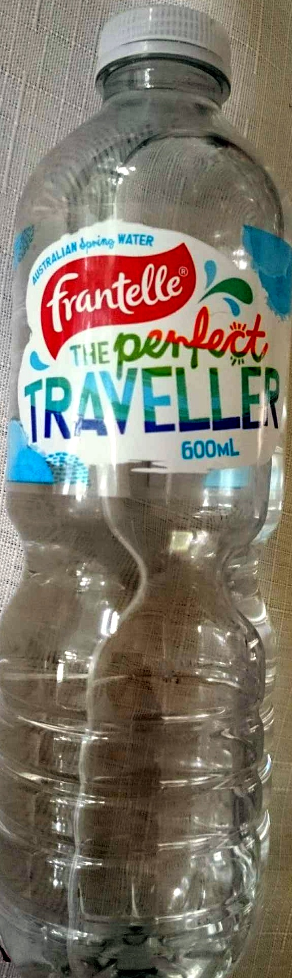 The Perfect Traveller Water - Product - en