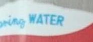The Perfect Traveller Water - Ingredients - en
