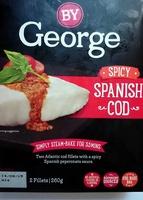 Spicy Spanish Cod - Product - en