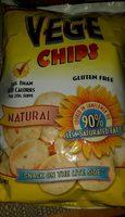 Vege chips - Product - fr