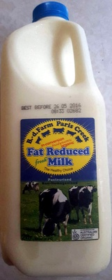 Fat Reduced Milk - Product - en