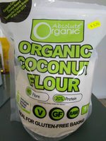 Absolute Organic Organic Coconut Flour - Product