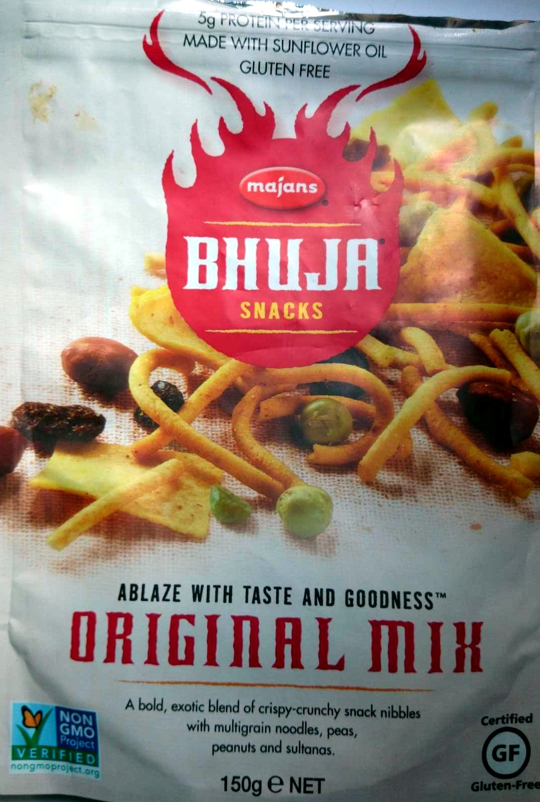 Bhuja Snacks - Product - en