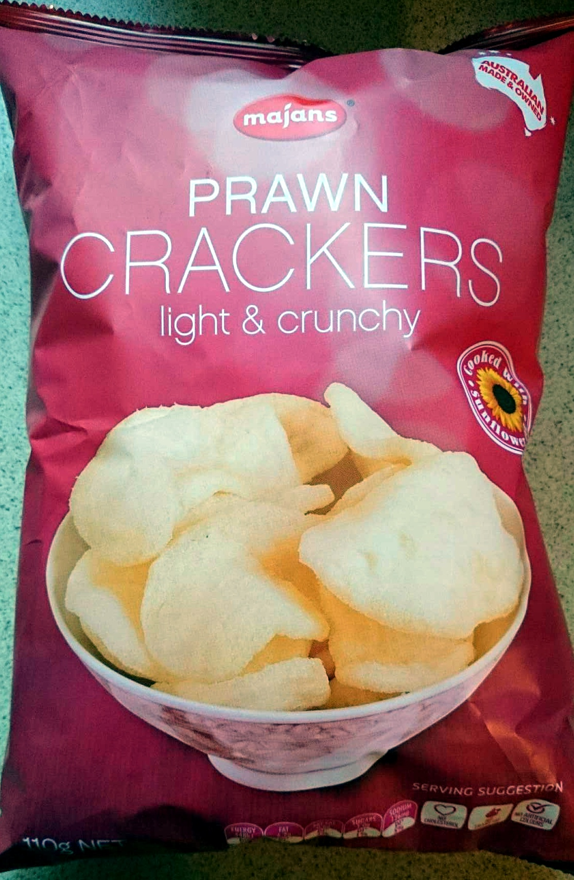 Prawn Crackers Light and Crunchy - Product - en