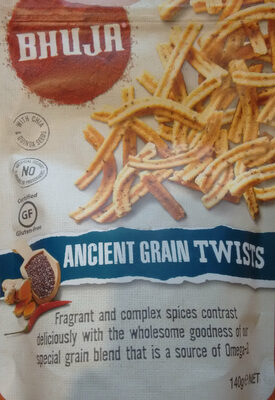 Ancient Grain Twists - Product