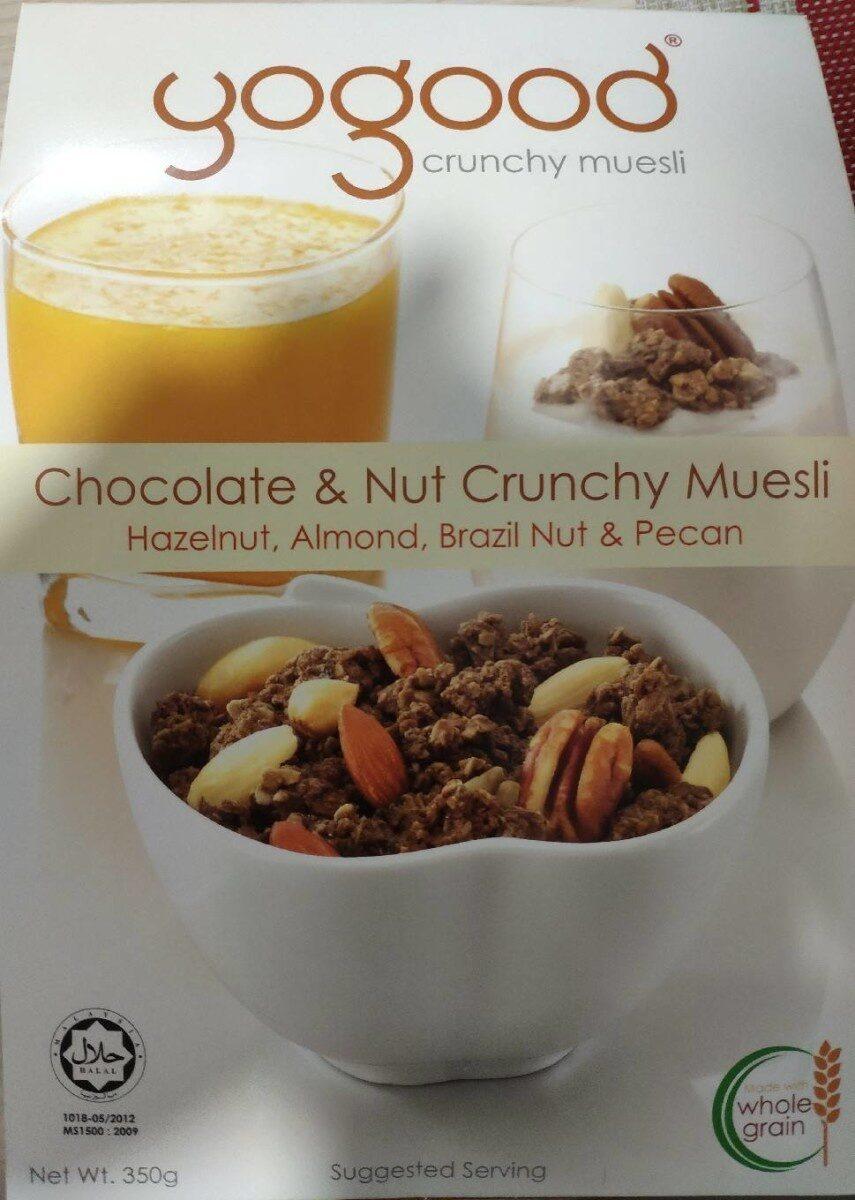 Yogood Crunch Muelsi - Sản phẩm - fr