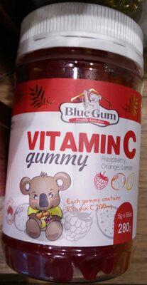 Blue Gum Vitamin C Gummy - Product