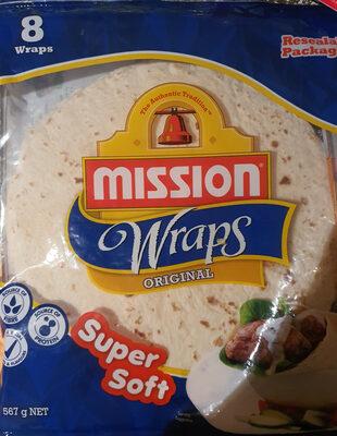 Originals Wrap - Product - en