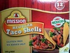 Regular Taco Shells - Product