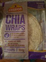 Chia Wraps - Product