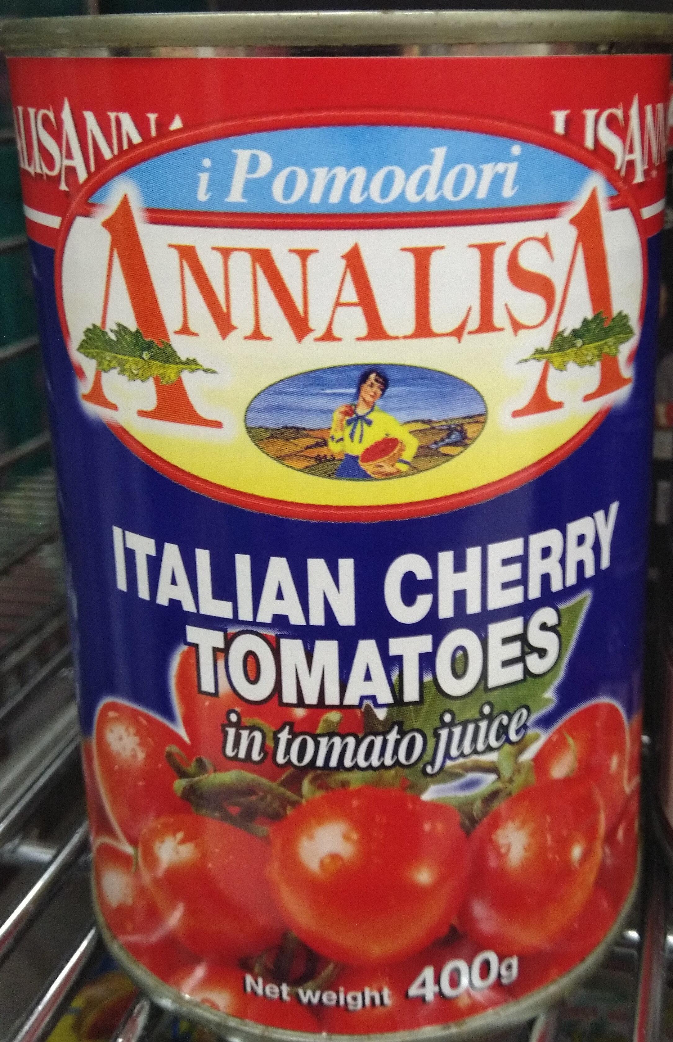 Italian Cherry Tomatoes - Product - en