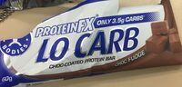 Choc protein bar - Product