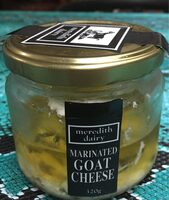 Marinated goat cheese - Product - fr
