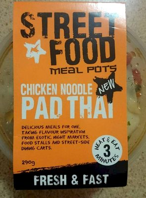 Chicken Noodle Pad Thai - Product