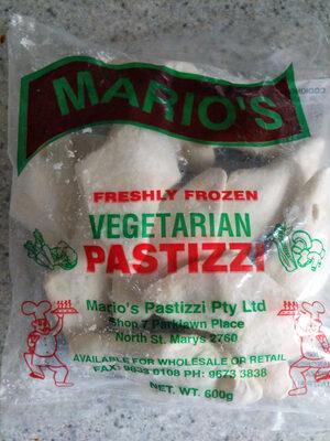 Freshly Frozen Vegetarian Pastizzi - Product - en