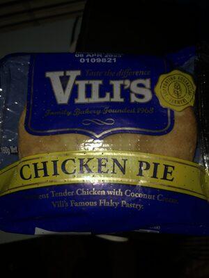Vili's Gourmet Chicken Pie - Produit - en