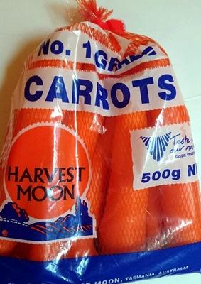 No.1 Grade Carrots - Product