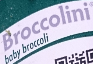Fresh Broccolini Baby Broccoli - Ingredients - en
