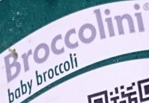 Fresh Broccolini Baby Broccoli - Ingredients