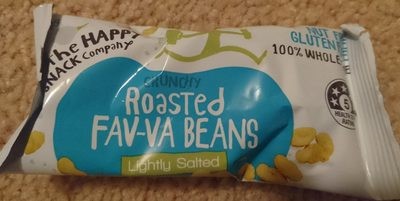 Roasted Fav-Va Beans - Product