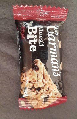 Carman's muesli bite - Produit - fr