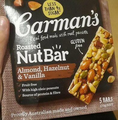 Roasted NutBar - Produit - fr