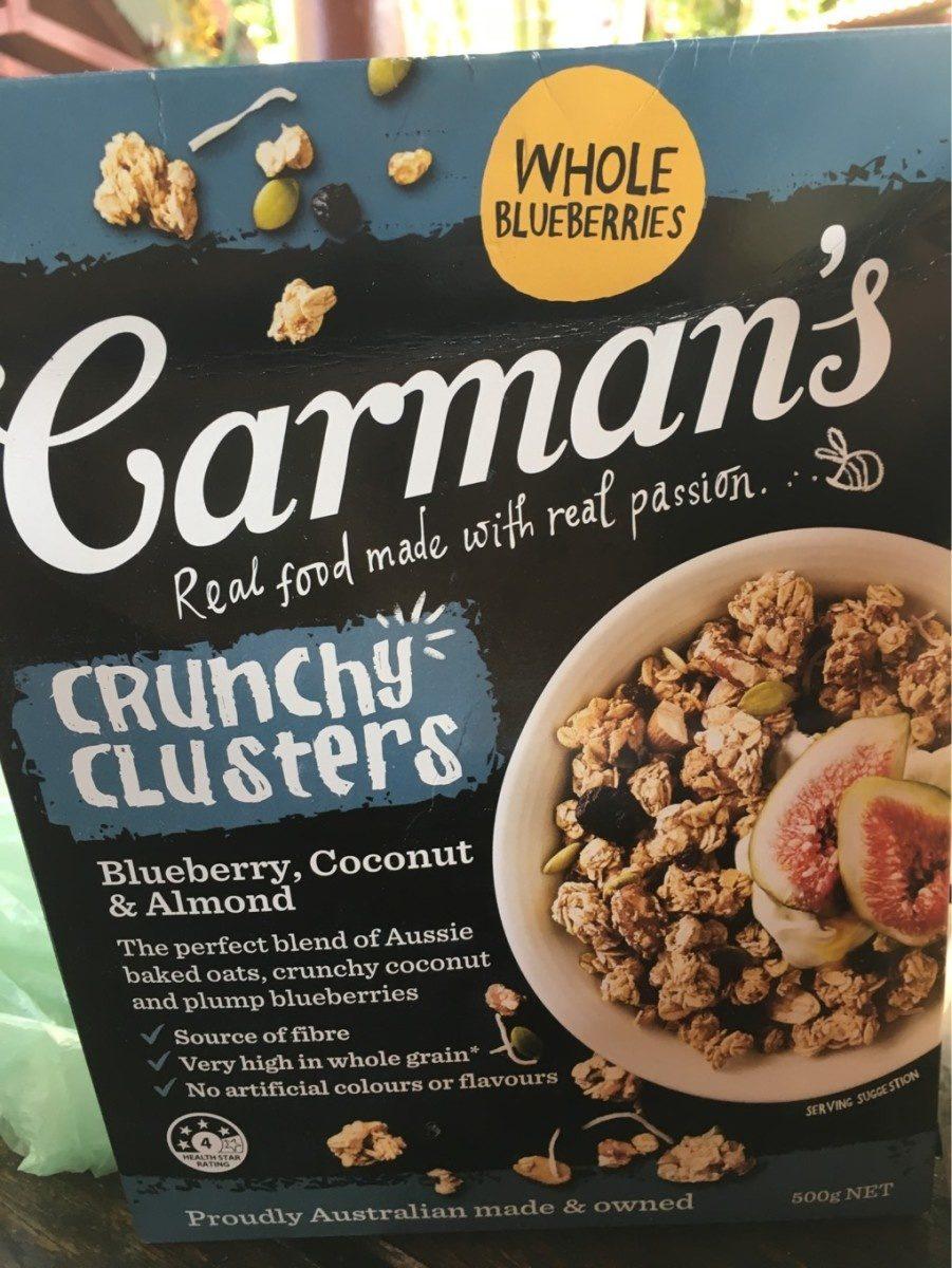 Crunchy Clusters - Produit - fr