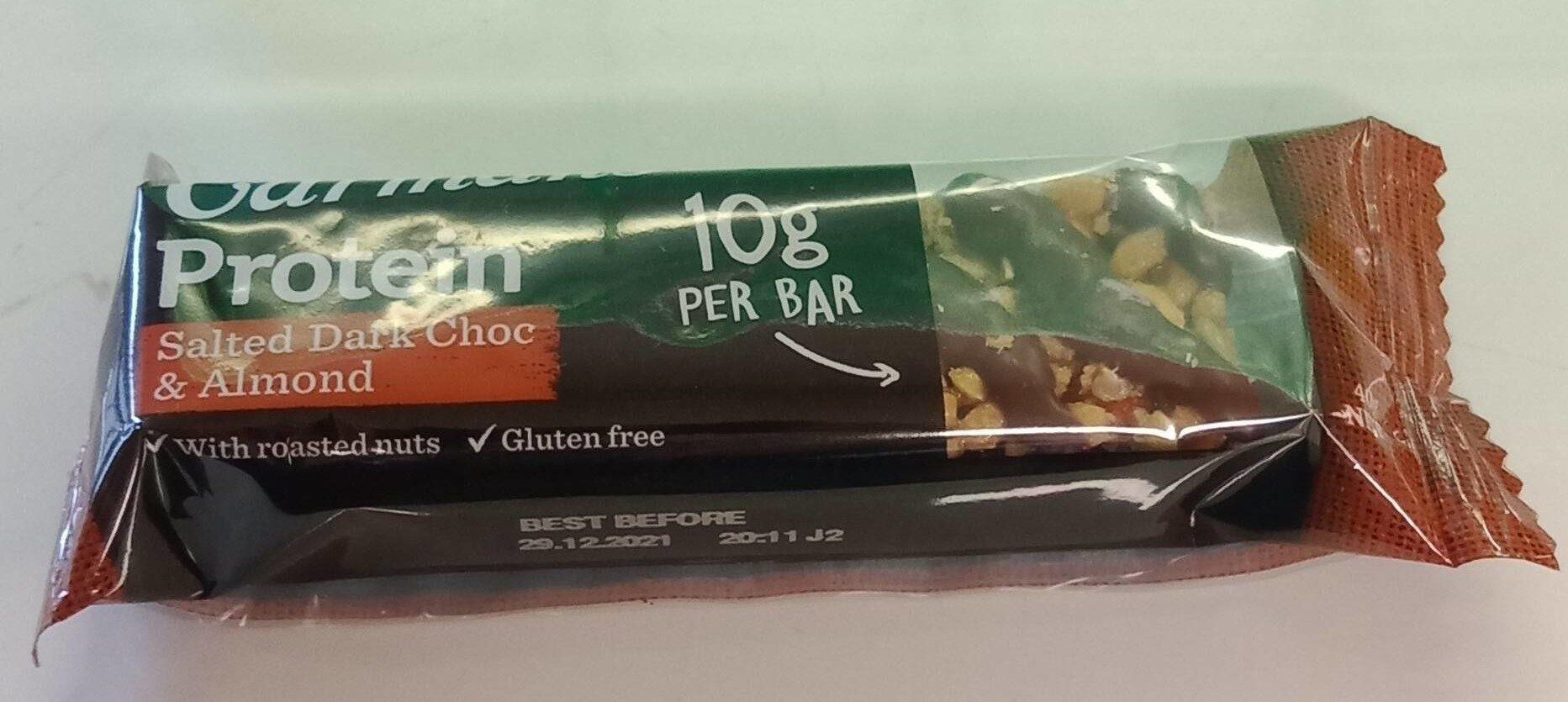 Protein bar - Product - en