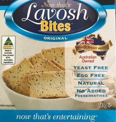 Lavosh bites - Product - en