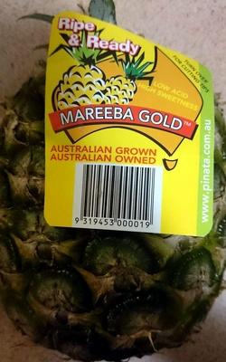 Mareeba Gold Pineapple - Product