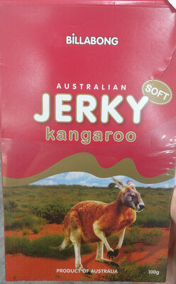 Australian Jerky Kangaroo Soft - Product