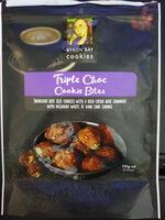 Triple Choc Cookie Bites - Product - en