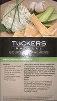Gourmet crackers - Product - fr