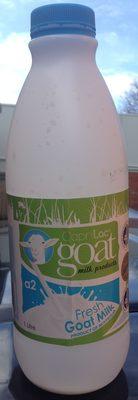Fresh Goat Milk - Product