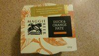 Duck & Orange Pate - Product - en