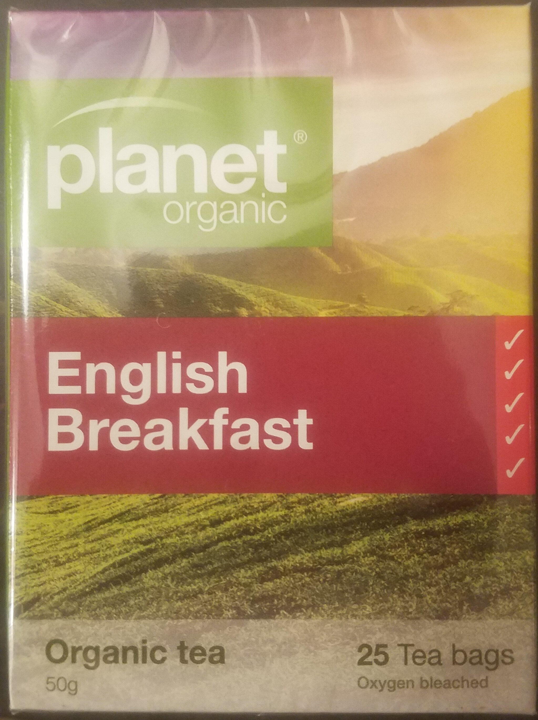 English Breakfast - Product