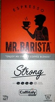 Espresso Strong Coffee Capsules - Product