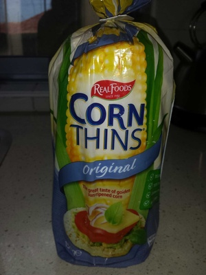 Corn Thins - Product