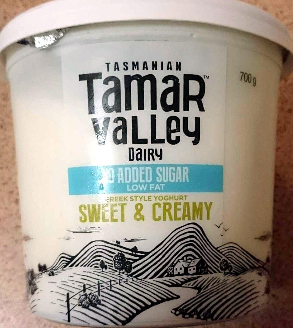 Tasmanian Tamar Valley Dairy - Product