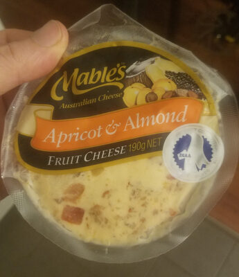 Apricot & Almond Fruit Cheese - Product - en