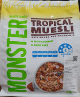 Monster Tropical Muesli - Produk - en