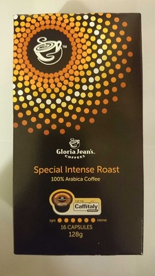 Gloria Jeans Rich Special Intense Roast 16 Coffee Capsules - Product - en