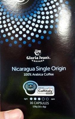 Nicaragua Single Origin Arabica Coffee - Product - en