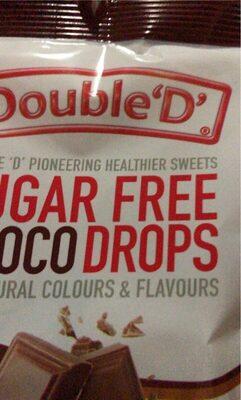 Choco drops - Product - en