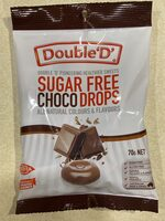 Sugar Free Choco Drops - Product - en