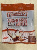Sugar Free Cola Bottles - Product - en